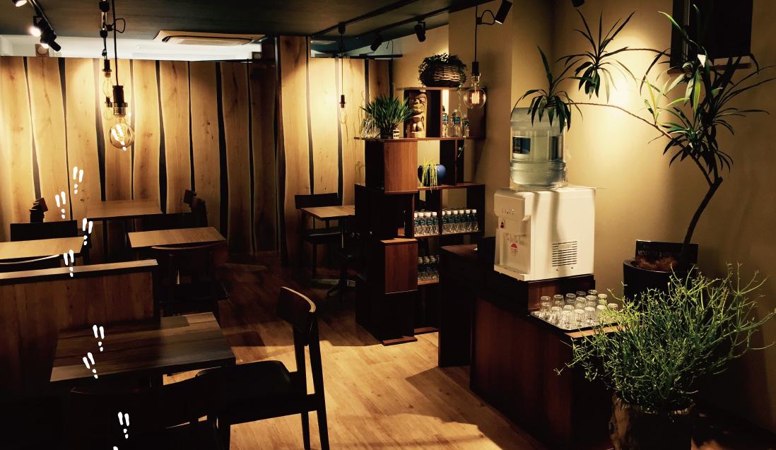 """Á†ã•ãŽã'""""cafe Ť§æ£2年創業 Á†ã•ãŽã'""""の運営するカフェ"""